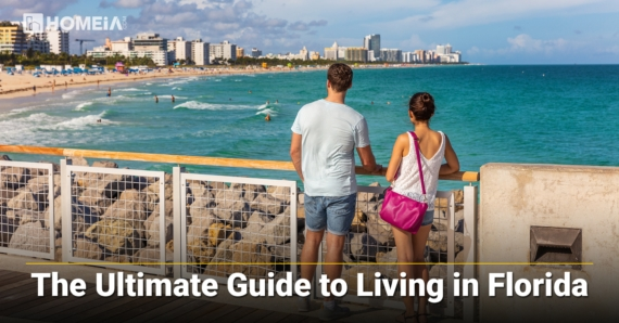 The Ultimate Guide to Living in Florida + Pros & Cons