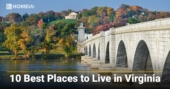 10 Best Places to Live in Virginia 2021