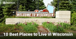 10 Best Places to Live in Wisconsin 2021