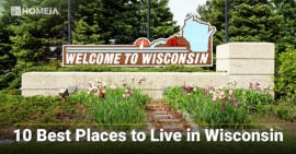 10 Best Places to Live in Wisconsin