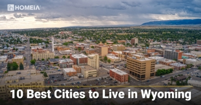 10 Best Places to Live in Wyoming 2021