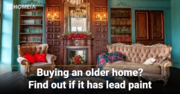 buying an older home find out if it has lead paint