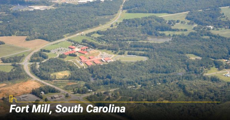 Fort MillFort Mill South Carolina
