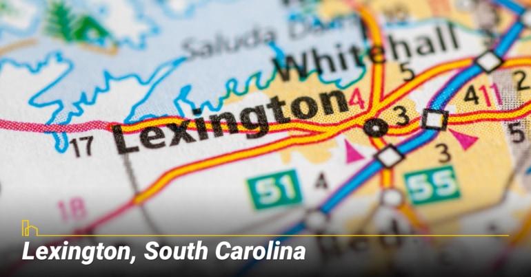Lexington South Carolina
