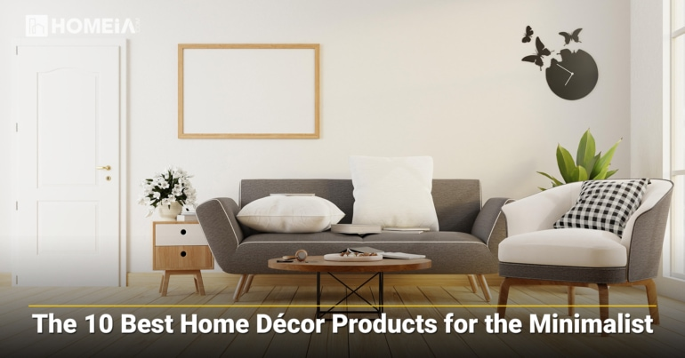 The 10 Best Home Décor Products for the Minimalist