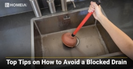 Top Tips on How to Avoid a Blocked Drain