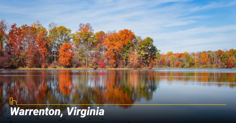 Warrenton, Virginia