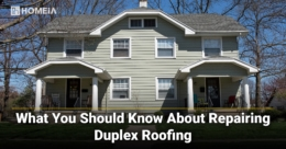 What You Should Know About Repairing Duplex Roofing
