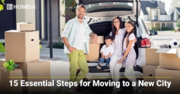 15 Essential Steps for Moving to a New City