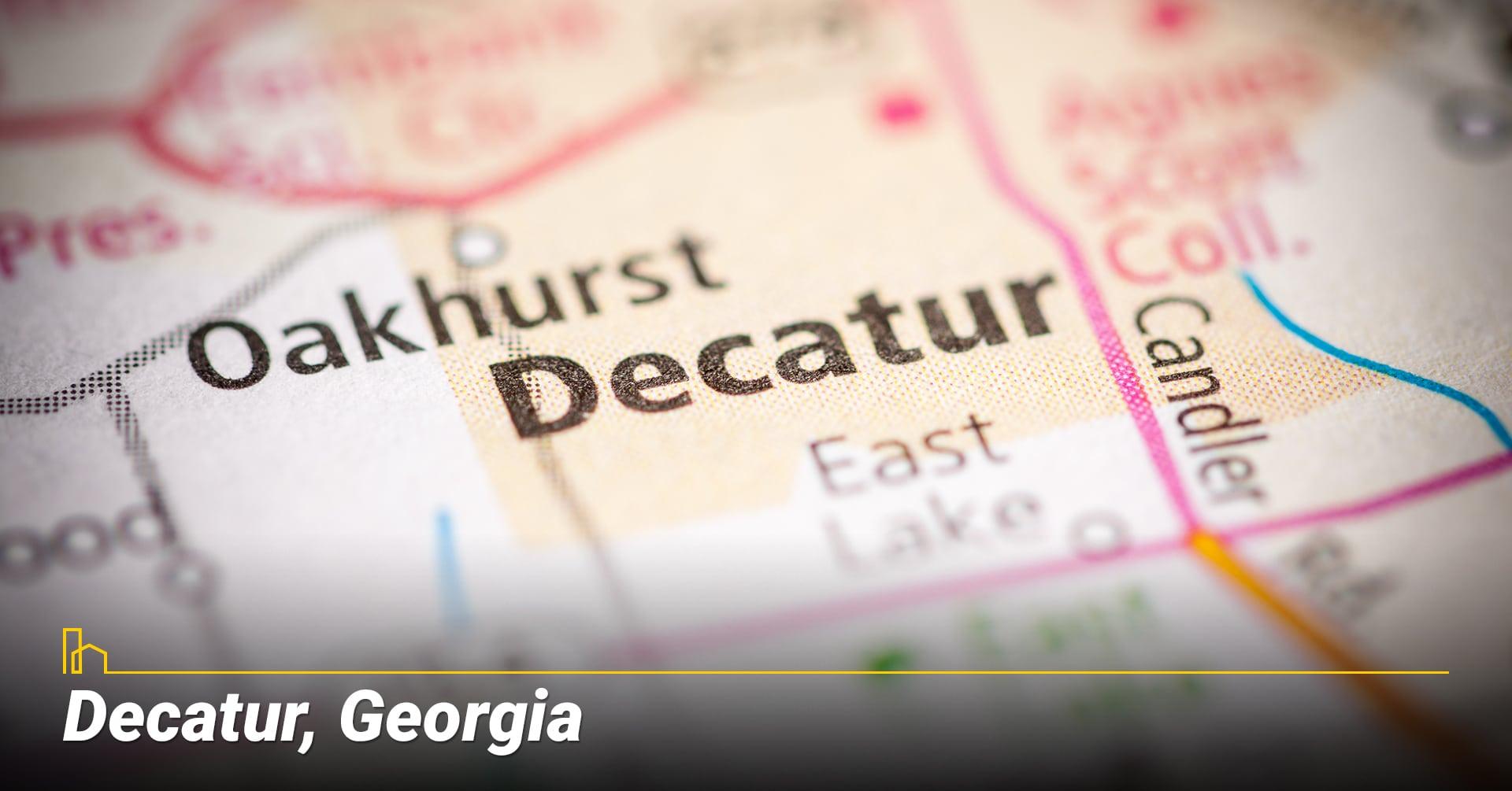 Decatur, Georgia