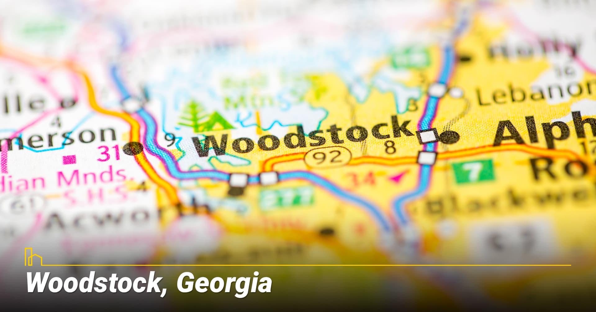 Woodstock, Georgia