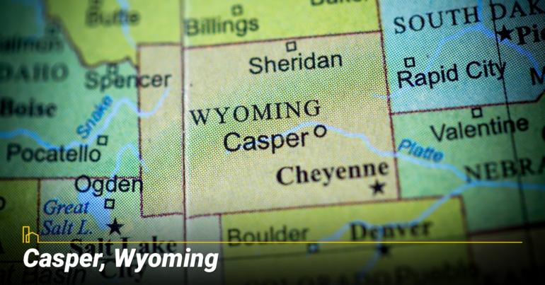 Casper Wyoming